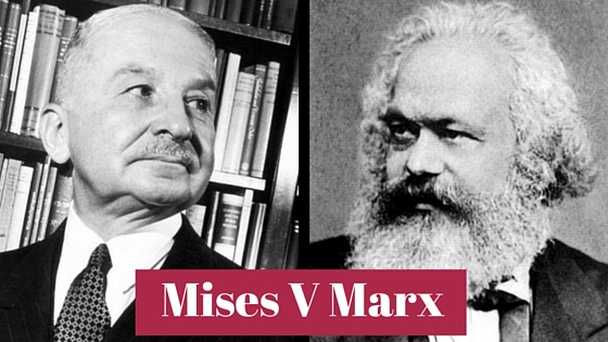 084: Mises v Marx: A Discussion with Peter Boettke