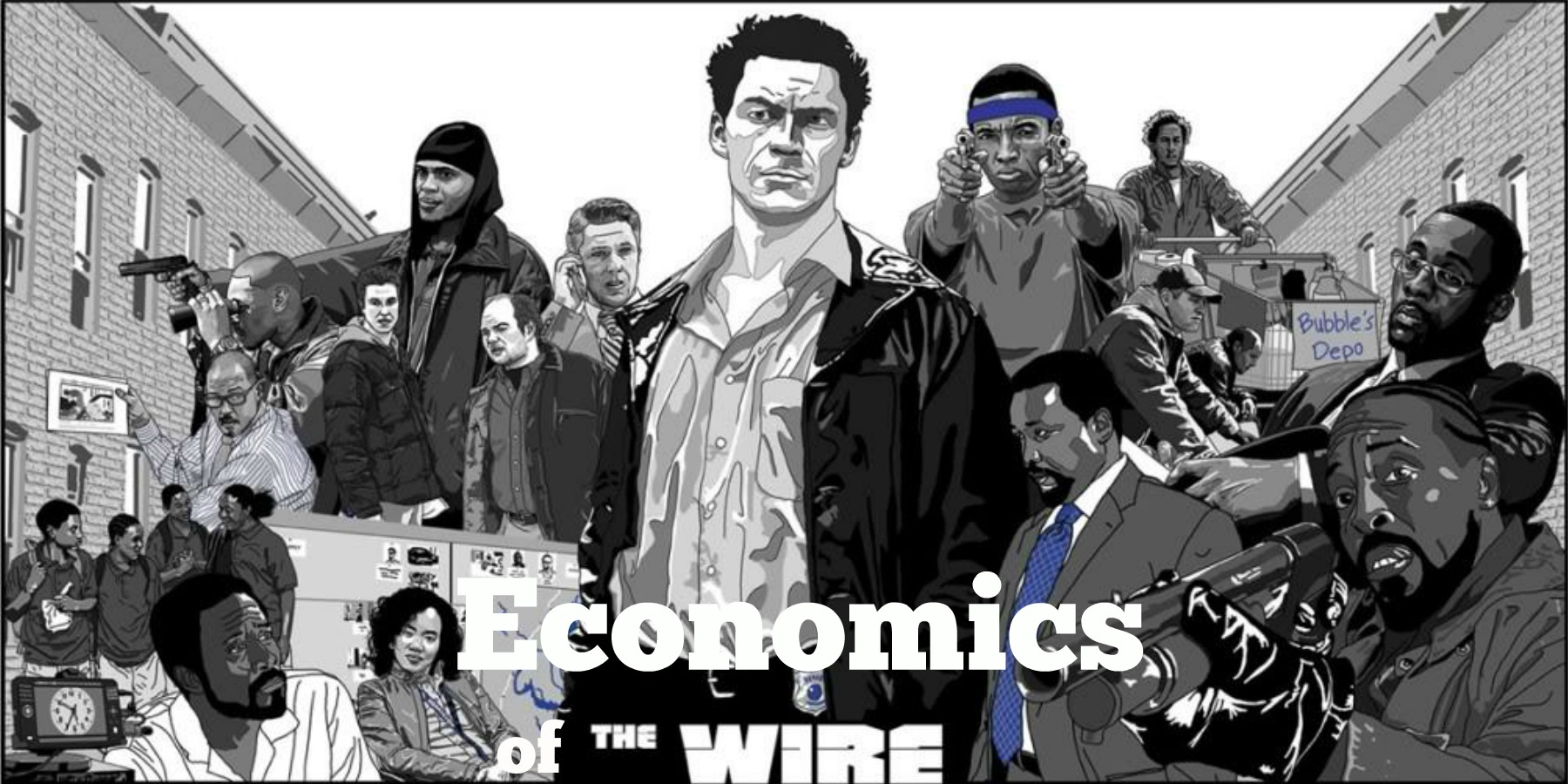110: Beatrice Cherrier on the Economics of 'The Wire' and the Beginning of Economics at MIT